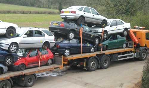 Cash for Cars Wreckers Te Kuiti